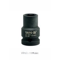 "Головка торцева ударна шестигранна YATO 1/2"" М12 х 39 мм"