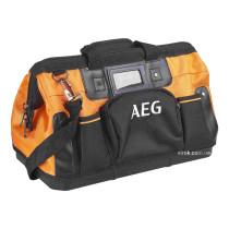 Сумка для інструментів поліестерова AEG 8 внутрішніх секцій 7 зовнішніх кишень 42 х 23 х 30 см