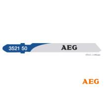 Полотно по металу до електролобзика AEG 55 x 1.2 мм 5 шт (4932352150)