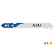 Полотно по металу до електролобзика AEG 55 x 2 мм 5 шт (4932352151)