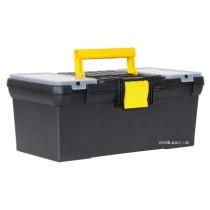 Ящик для інструменту STANLEY, пластмасовий з 2-ма органайзерами і лотком 39,4х22,2х16,2 см