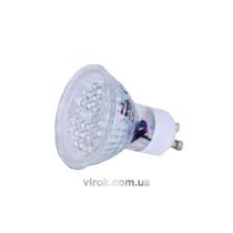 Лампочка LED'20 3000K тепла в колбі
