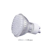 Лампочка LED'20 6700K біла в колбі