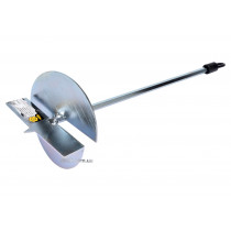 Свердло по піно-газобетону VOREL 120 х 340 мм
