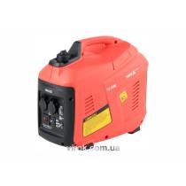 Генератор електричного струму інверторний YATO W=1600 Вт I=21,7 А Розхід 4,7 л/год