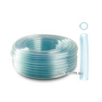 Шланг ПВХ одношаровий бензо-мастилостійкий 0.05 МПа, Ø=6 мм, t=1.5 мм, l=25 м