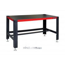 Стіл для майстерні, 1500 мм x 780 мм x 830 мм