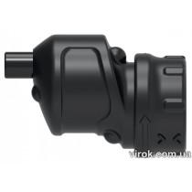 Насадка незалежно обертова HEX Black+Decker для акумуляторних викруток CS3651 CS3652 CS3653