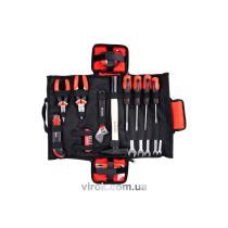 Набір інструментів YATO в сумці 44 предмета