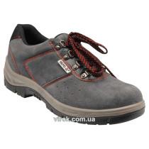Взуття робоче YATO замшеве, розмір 40