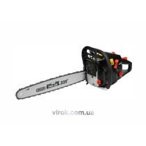 Бензопила ланцюгова з двигуном V= 49.3 см³  YATO, 2 кВт, з полотном l= 500 мм
