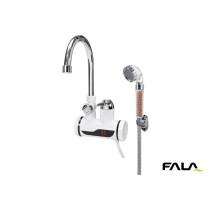 Нагрівач води з LCD-дисплеєм KALTA-4 FALA 3 кВт до 60°С 0.1-0.6 Мпа + душовий комплект