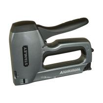 """Степлер STANLEY """"Heavy Duty H/L"""" с регуляц сили удару для скоб типу """"G"""" і шпильок"""