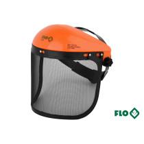 Щиток захисний FLO зі сітчастим екраном для обличчя