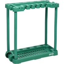 Стенд з поліпропілену для складання садового інвентаря FLO, 74 х 35 х 84 см, максимальна вага 45 кг
