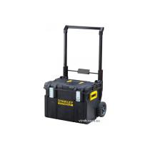 """Ящик для інструментів на колесах STANLEY """"FatMax"""" DS450 55.4 х 48 х 62 см з телескопічною ручкою"""