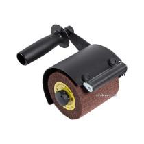Адаптер для кутової шліфмашини з додатковим роликом GLOB для сатинування та матування плоских поверхонь