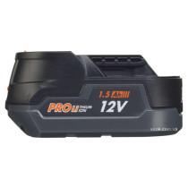 Акумулятор для інструментів AEG : Li-Ion 12 В, 1.5 АГод