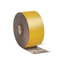 Шліфувальна шкірка з зернистістю P 120 КЛІНГСПОР на паперовій основі PS 30 D; W= 115 мм, l= 50 м