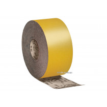 Шліфувальна шкірка з зернистістю P 180 КЛІНГСПОР на паперовій основі PS 30 D; W= 115 мм, l= 50 м