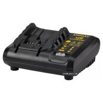 Зарядний пристрій STANLEY : Li-Ion 10.8V для акумуляторів від мережі 230 В