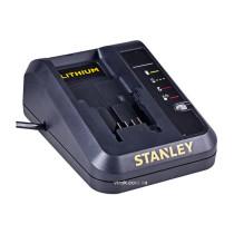 Зарядний пристрій STANLEY : Li-Ion 18V для акумуляторів від мережі 230 В