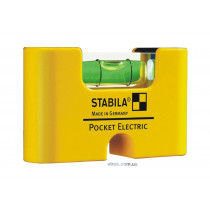 Рівень міні магнітний STABILA Pocket Electric 7 х 2 х 4 см