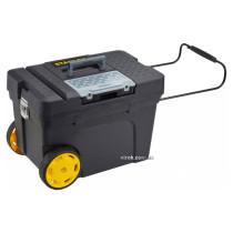 """Ящик для інструментів на колесах пластиковий STANLEY """"Mobile Contractor Chest"""" 60 х 38 х 43 см"""