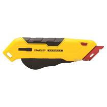 """Ніж безпечний STANLEY """"FatMax"""" зі змінним, висувним лезом, l= 22 см"""