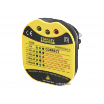 """Індикатор електричного струму в розетках з індикаторами STANLEY """"FatMax"""" АС 230 В"""