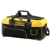 """Сумка для інструментів STANLEY """"FatMax"""" на 3 колесах і з телескопічною ручкою 67 х 31 х 30 см"""
