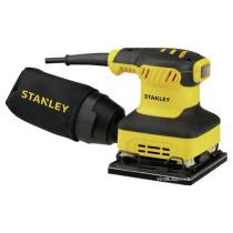 Шліфмашина вібраційна STANLEY 240 Вт 110 х 104 мм 1.6 мм