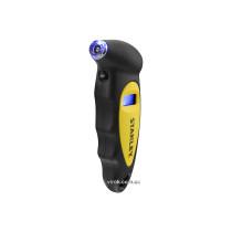 Манометр електронний для вимірюв. тиску в шинах з LED-дисплеєм STANLEY: точн.- 0.01psi, крок- 0.5psi