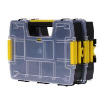 Органайзер пластиковий STANLEY 2 секції 295 х 215 х 65 мм
