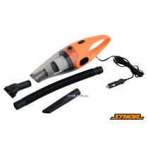 Порохотяг автомобільний STHOR : 12 В, 100 Вт, фільтр HEPA, кабель- 3 м + насадки, сумка