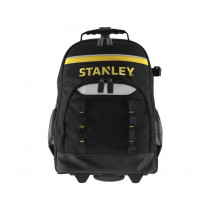 """Рюкзак для інструменту STANLEY """"ESSENTIAL"""" на колесах і з телескопічною ручкою, вантажопідйом- 15 кг"""
