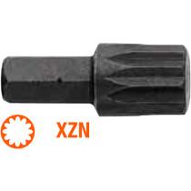 Насадка викруткова INDUSTRY USH XZN XZN10 x 25 мм 5 шт