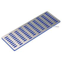 Брусок абразивний алмазний для заточування VOREL 150 х 50 х 4 мм з грануляцією G600