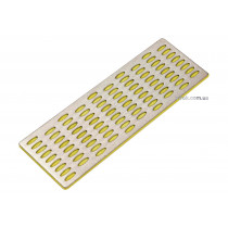 Брусок абразивний алмазний для заточування VOREL 150 х 50 х 4 мм з грануляцією G400