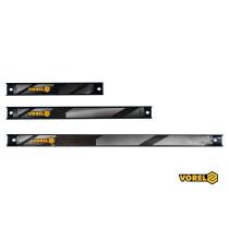 Рейки магнітні сталеві VOREL 200/300/455 x 26 мм 3 шт