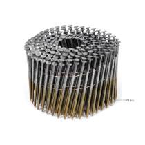 Цвяхи барабанні до пневматичного цвяхозабивного пістолета VOREL 80 х 2.8 мм 3000 шт