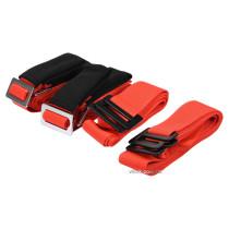 Ремені для перенесення меблів VOREL : 2- для спини, 2- для регулювання висоти, 5 x 280 см, 4 шт