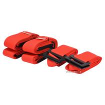 Ремені для перенесення меблів VOREL : 2- для спини, 2- для вантажу, 5 x 280 см, 4 шт