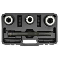 Ключі для обслуговування кермових тяг автомобіля YATO Ø30-35/35-40/40-45 мм 4 шт
