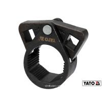 """Ключ для кермових тяг автомобіля YATO 1/2"""" 27-42 мм"""