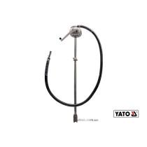 Помпа ротаційна для перекачування пального YATO 100 л/хв