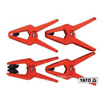 Затискачі для металевих проводів YATO 4 шт
