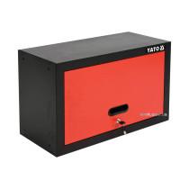 Шафа навісна для майстерні YATO : 660 x 305 x 410 мм