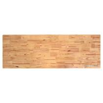 Стільниця дерев'яна YATO : на 2 модулі, 1320 x 457 x 22 мм