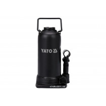 Домкрат гідравлічний стовбцевий YATO 12 т 230-505 мм